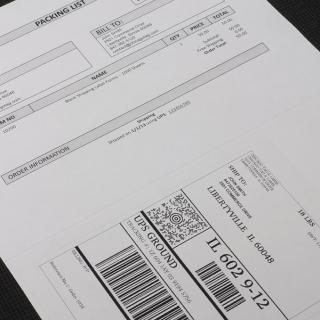 Toshiba Labels
