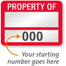 Property Label