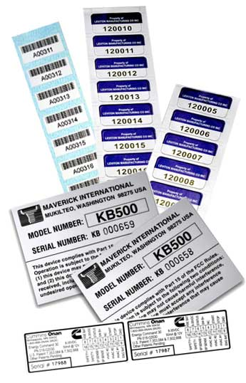 Variable Data Panel Labels