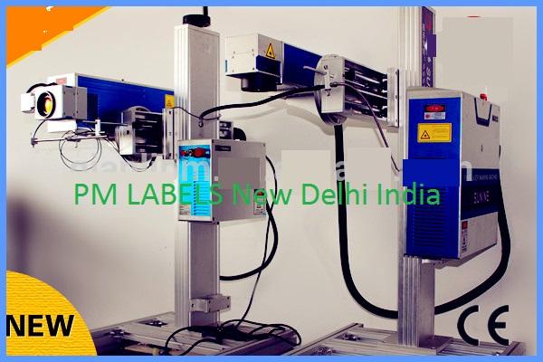 Laser Batch Code Printer