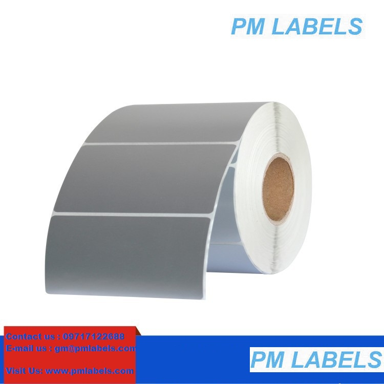 blank waterproof adhesive labels