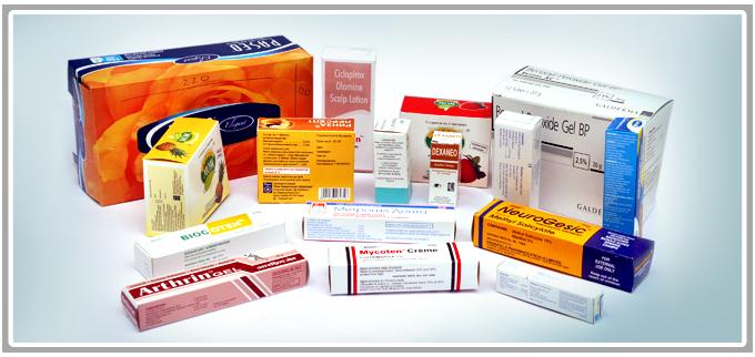 Mono carton Pharma