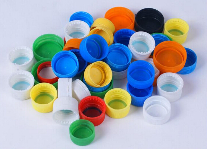 Plastic Jar Caps
