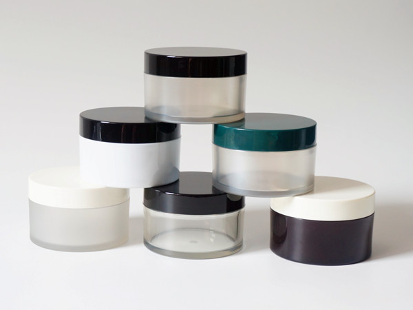Cosmetic Cream Jar Caps