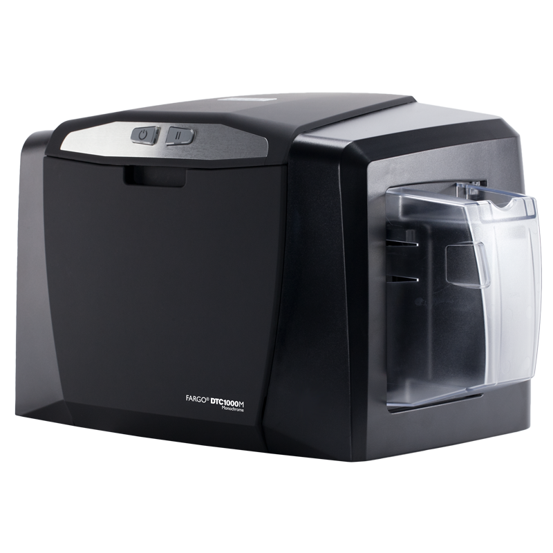 Fargo DTC1000M Monochrome Card Printer