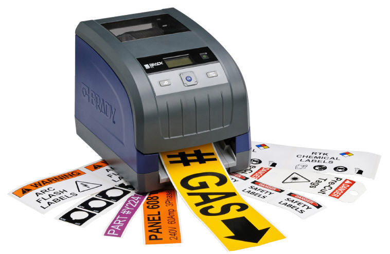 printing on labels